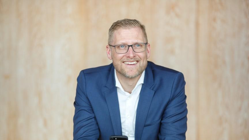 Lars Appelqvist vald till vice ordförande för FoodDrinkEurope