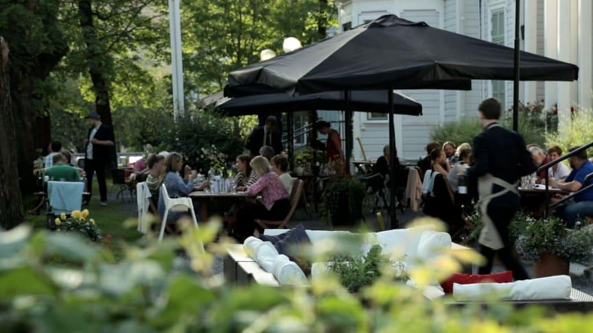 St Petri Logen där teatern Östanbäckskåkar har premiär 24 juni