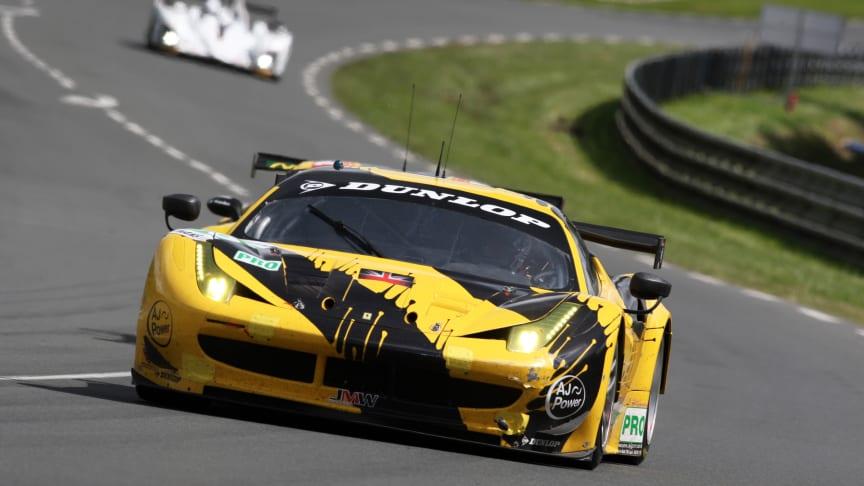 Kunstnerisk dansker kan få sit design på Ferrari til dette års Le Mans-løb