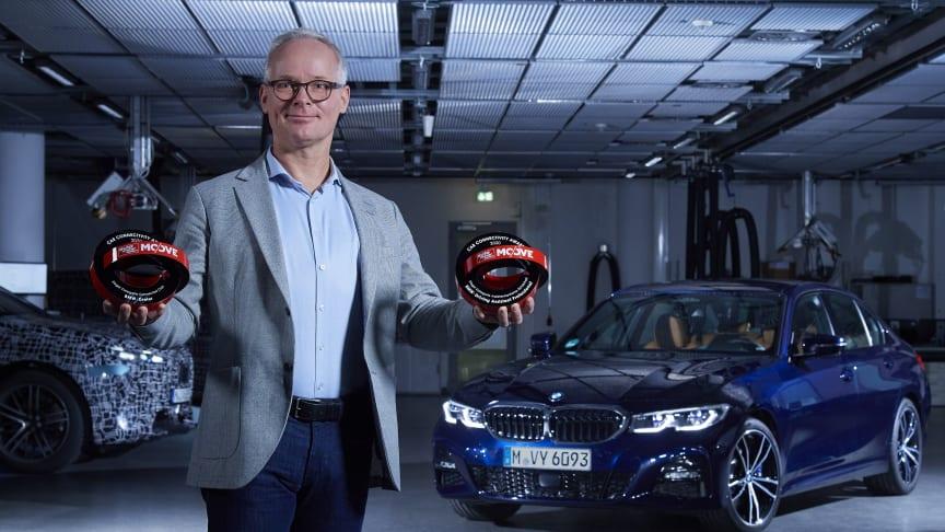 Christoph Grote, Senior Vice President Digital Car, BMW Group