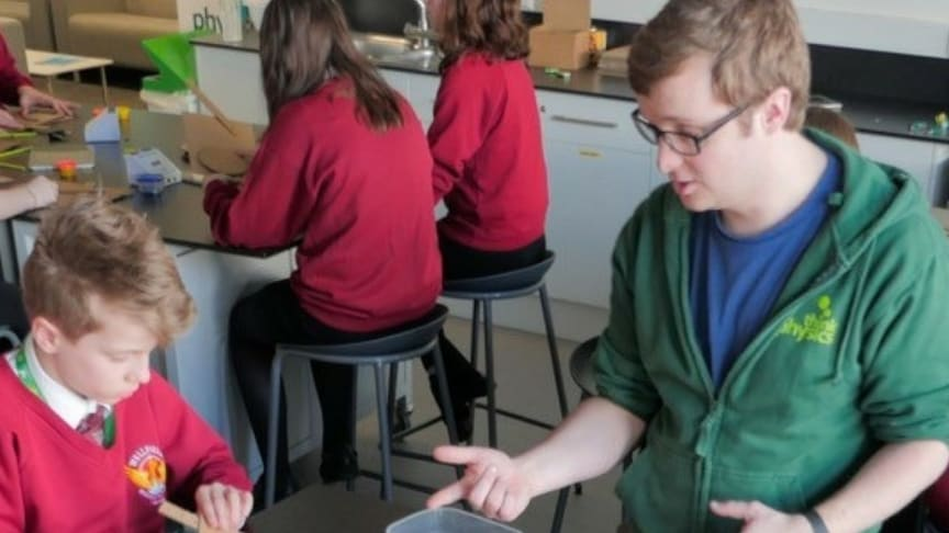 Soaring success for STEM awareness project with school children