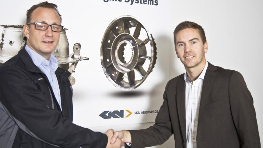 GKN Aerospace i Trollhättan installerar AXXOS OEE för att öka produktiviteten