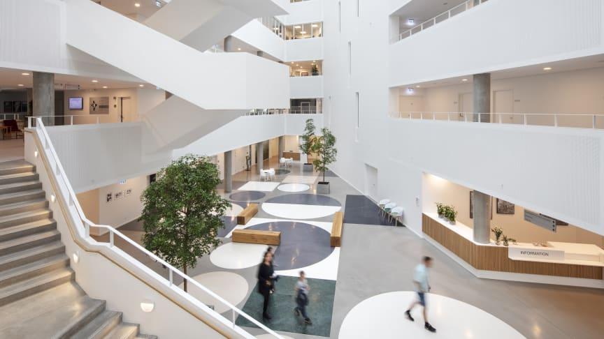 Center for Sundhed i Holstebro har vundet prisen for Årets sundhedsbyggeri 2018