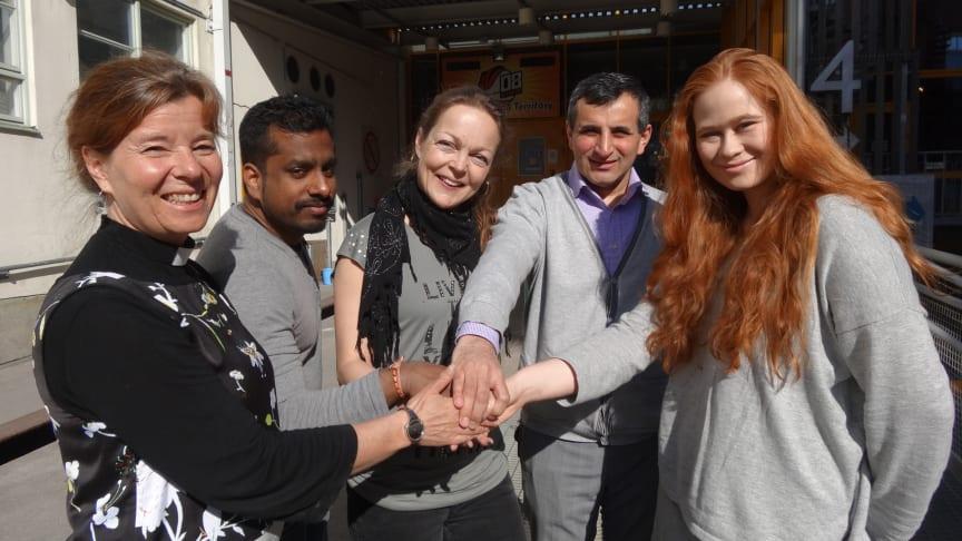 Omar Mustafa ställer in sin medverkan på Fryshusets konferens Religion - synlig eller osynlig