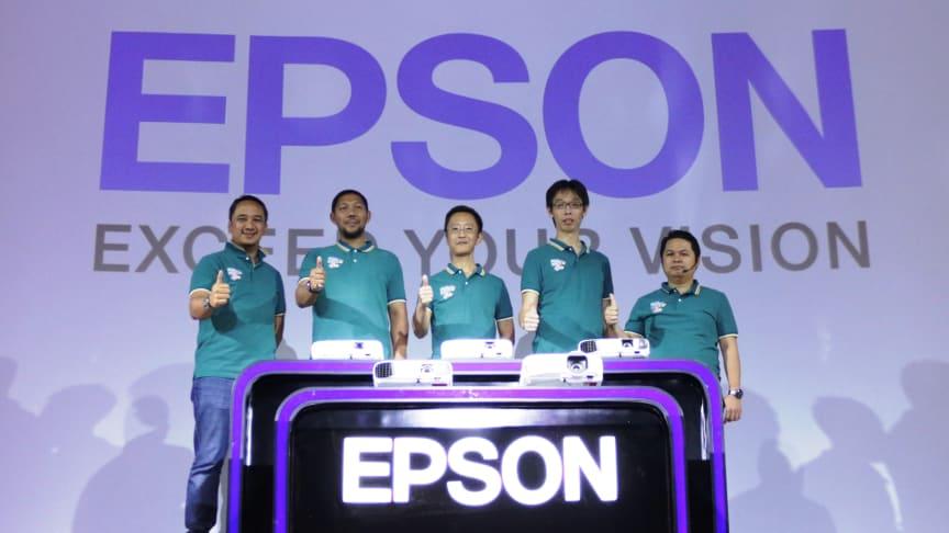 Epson Meluncurkan Proyektor Home Entry Level,  untuk Pengalaman Sinematik