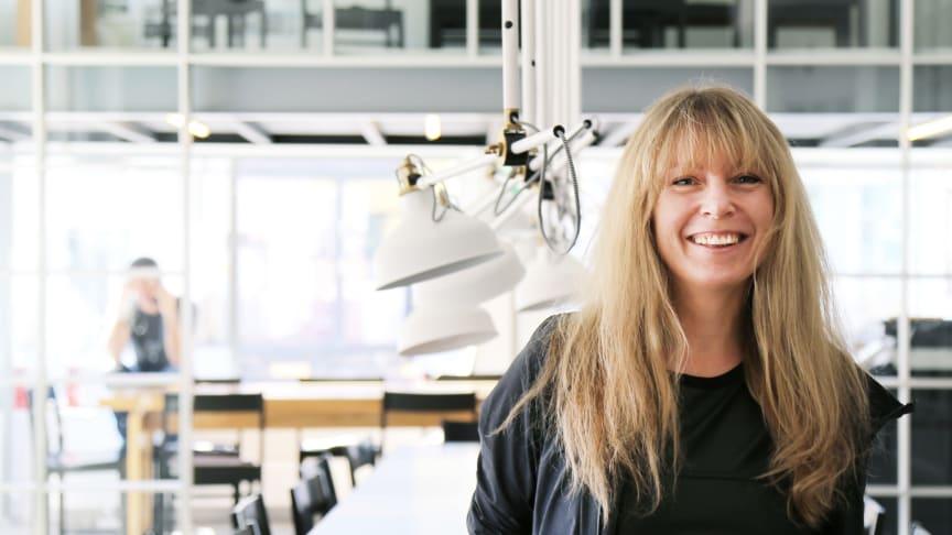 Camilla Gyllestrand, arkitekt på Liljewall
