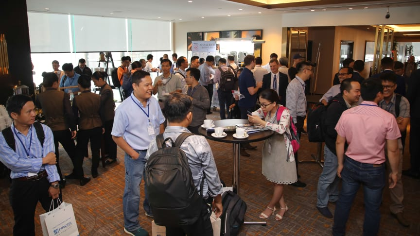 ATEX & IECEx Seminar 2019 - networking