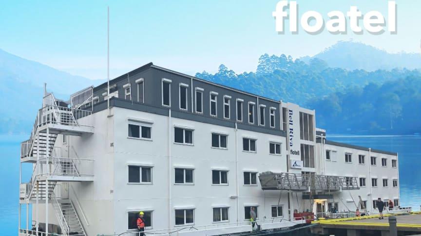Bell Riva - Floatel