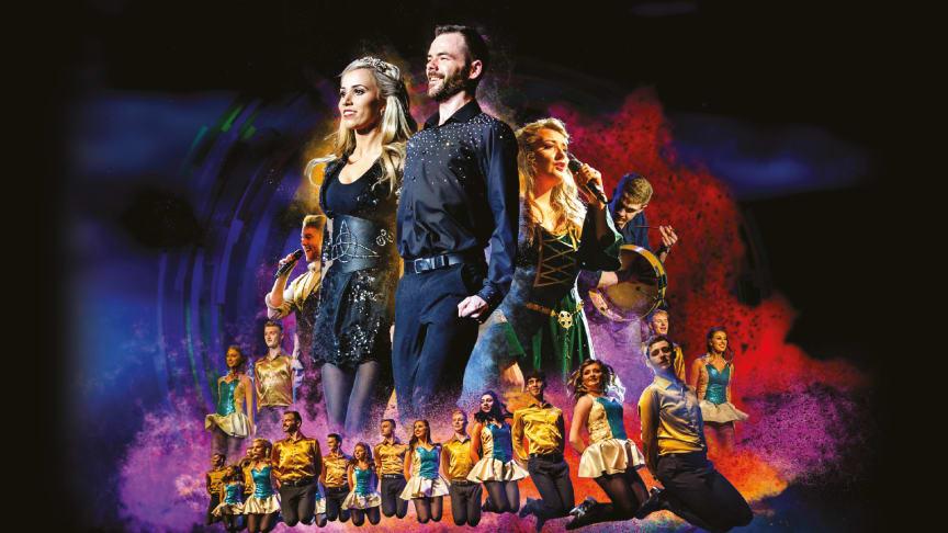 Rhythm of the Dance - The National Dance Company of Ireland - Till Sverige nästa vecka