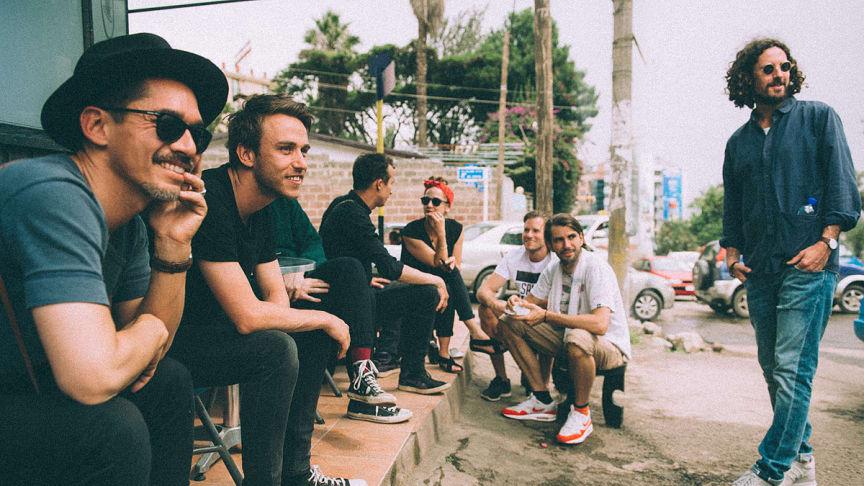 Samon Kawamura, Clueso, Norman Sinn, Max Herre & friends in den Straßen von Äthiopien