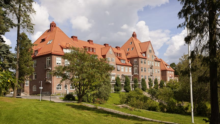 Brf Renströmska - härligt hemma-hos-reportage