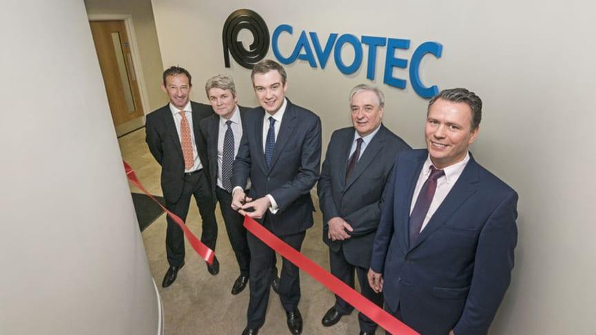 Cavotec UK marks opening of new premises