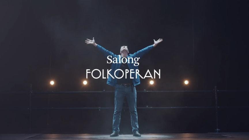 I Salong Folkoperan - livet som en aria - avkodar vi en aria i taget. Premiär 24 april 2021.