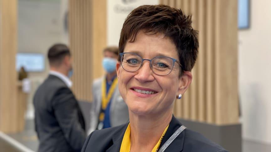 Jenny Adebahr, Marketing-Direktorin der Cochlear Deutschland GmbH & Co. KG (Foto: Cochlear Ltd.)