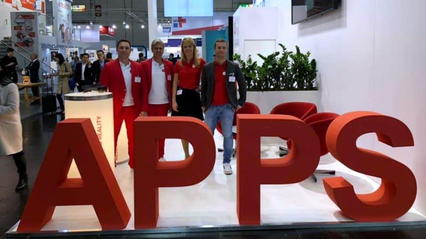APPSfactory News 12/2017: News-Videos erstmals auf der Apple Watch,  Studie: erfolgreiche E-Commerce-Unternehmen setzen auf Apps, APPSfactory im Google Agency Program