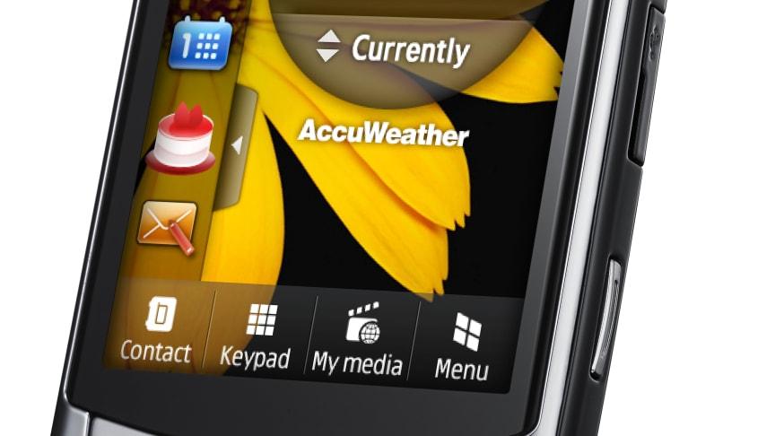 Skärmig upplevelse förhöjer Samsungs vårsläpp