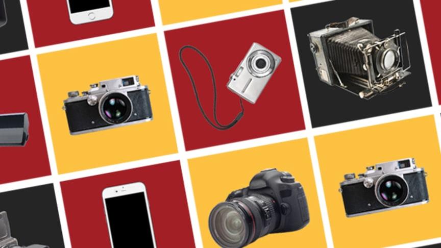 Antagna fotografer i Arbetets museums Dokumentärfotosalong 2017