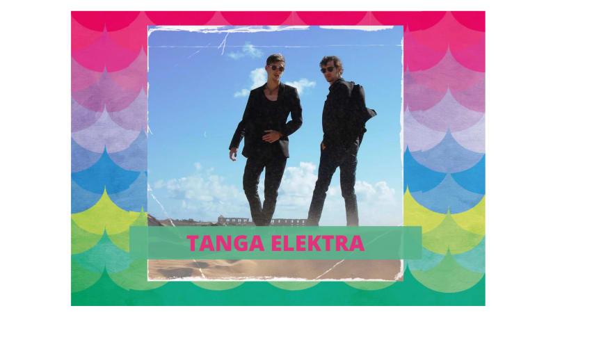 Krönender Abschluss des ersten Wochenendes: Tanga Elektra
