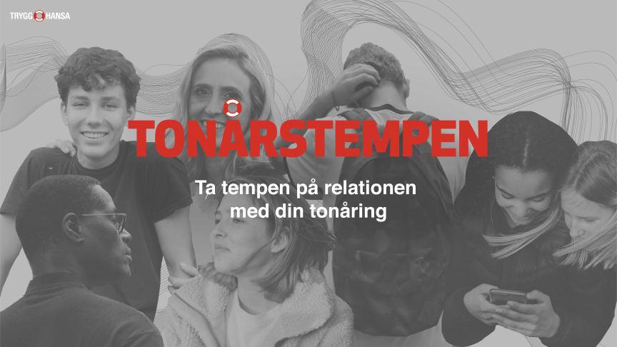 Ta tempen på relationen med din tonåring