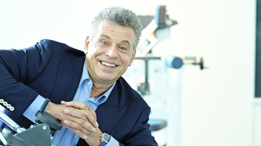 Zehnkampf-Legende Jürgen Hingsen
