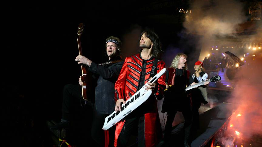 """""""Rhapsody In Rock"""" fyller Dalhalla – Extrakonsert och fler biljetter släpps idag till en av Sveriges mäktigaste konsertupplevelser!"""