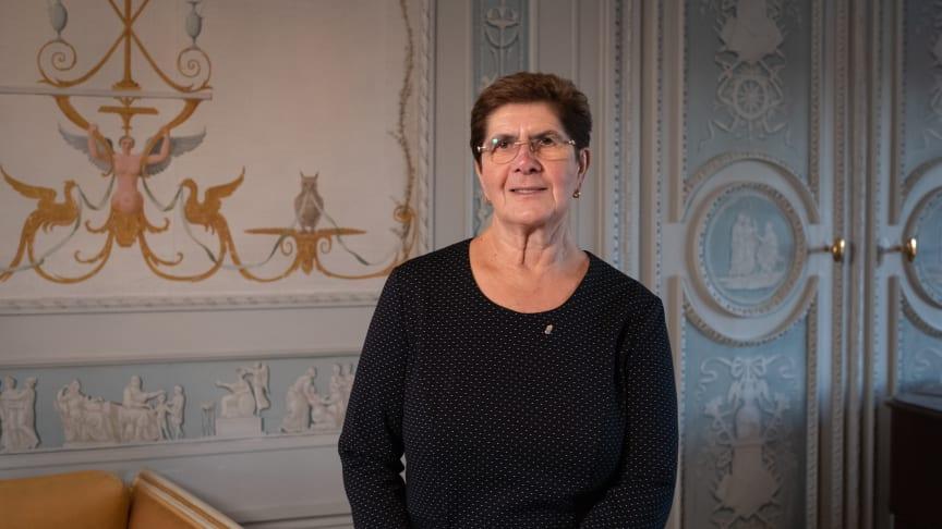Välkomna till en avslutande kaffestund i bersån med Landshövding Ylva Thörn