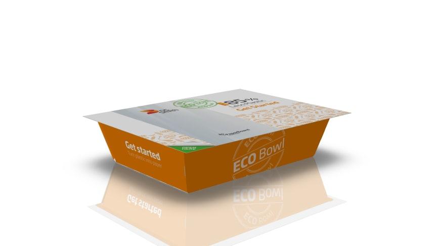 DS Smith og MULTIVAC introducerer ECO Bowl, en innovativ emballageløsning til ferske fødevarer