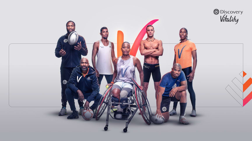 Makazole and Lukhanyo join fellow Discovery Vitality ambassadors Chad le Clos, Wayde van Niekerk, Caster Semenya, Lucas Radebe and Kgothatso 'KG' Montjane who motivate and inspire individuals to make healthier choices.