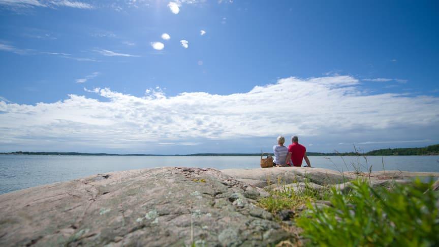 Östergötlands arbete mot nedskräpning i skärgården lyfts fram på internationell konferens