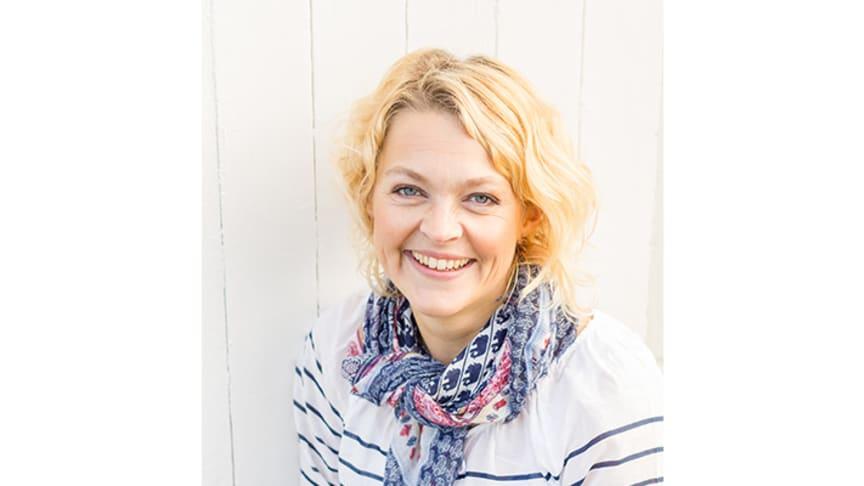 Pia Witte, ansvarig för Hogias bankintegrationslösning.