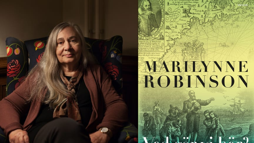 Marilynne Robinson om det riktiga Amerika i ny bok