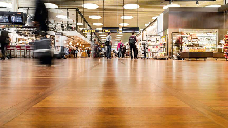 Bättre för miljön att renovera golvet än att byta ut det