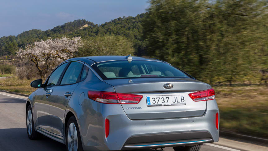 Kia Motors avtäcker 3 nya modeller i Genève