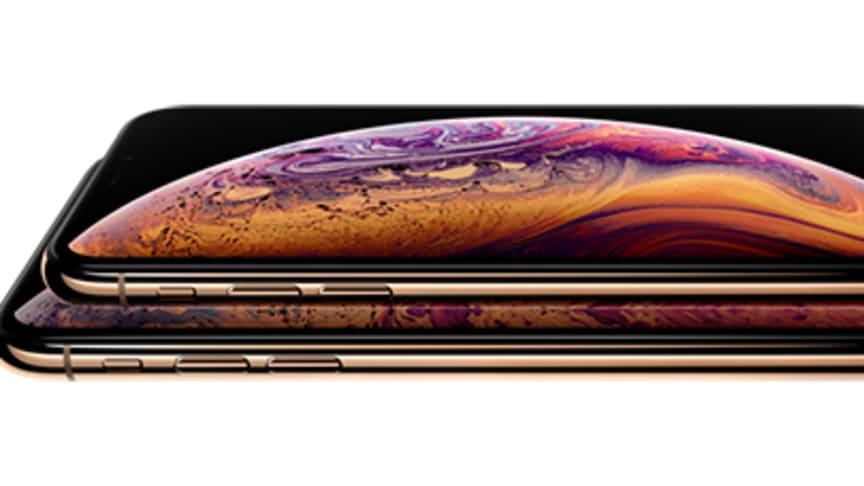 Telias topp 10 november: gull, sølv og bronse for Apple