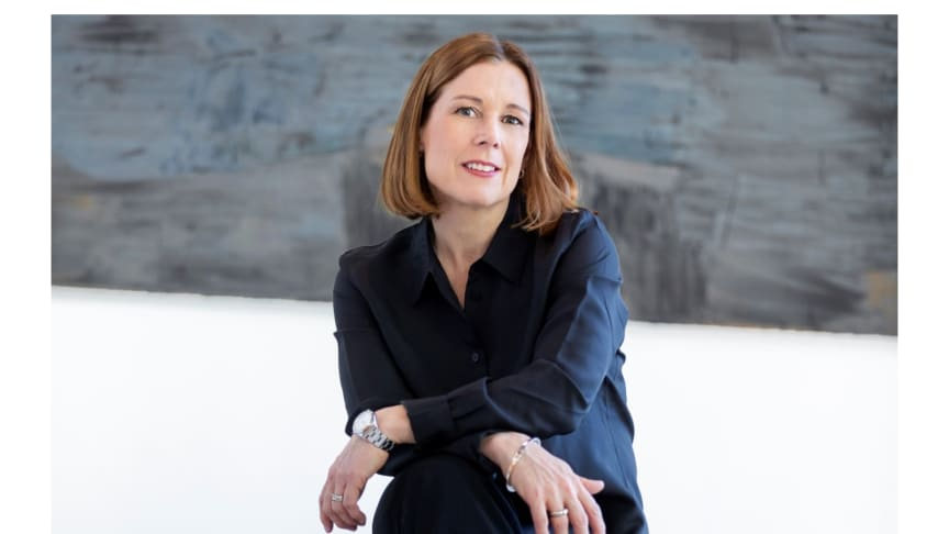 """""""Vi måste fokusera på att finansiera framtida energislag och lämna gamla fossiltunga bolag bakom oss"""" , säger Åsa Wallenberg, vd SPP Fonder."""