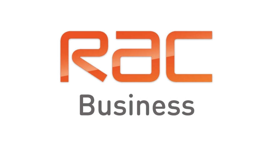 RAC Business logo on white background