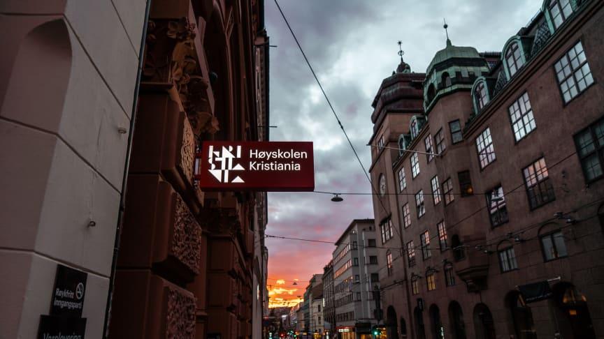 Foto: Høyskolen Kristiania