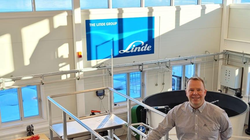 Geir Arne Albertsen er ny Head of Fish Farming, Norway