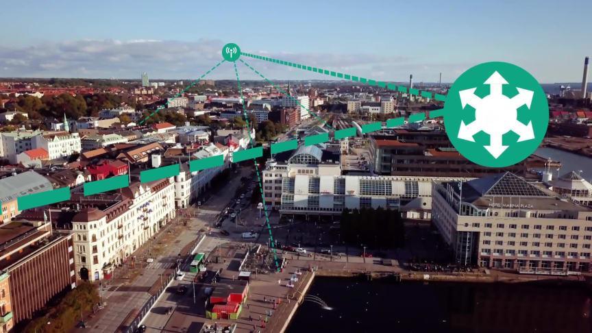 Visualisering digital infrastruktur