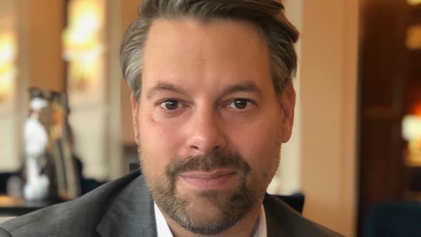 Martin Åkerblom ny regionchef för TNG Stockholm