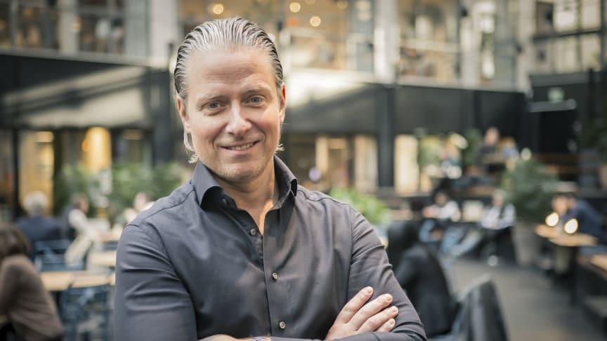Anders Torell, grundare Breed Ventures.