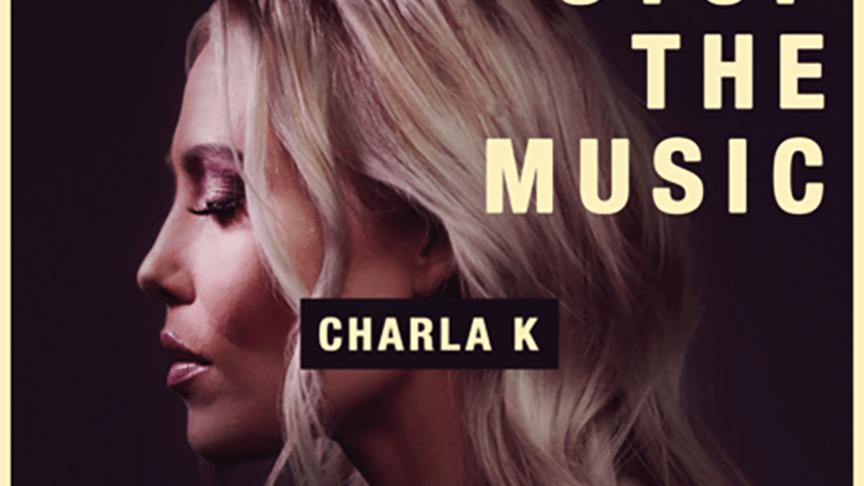 Charla K tävlar i Melodi Grand Prix 2018!