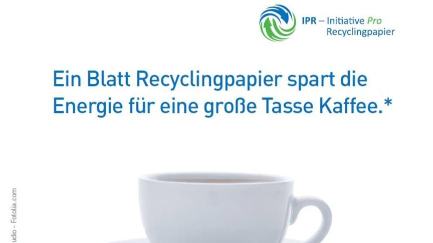 Foto: Initiative Pro Recyclingpapier