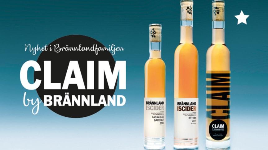 CLAIM by Brännland Cider – En ny generation iscider