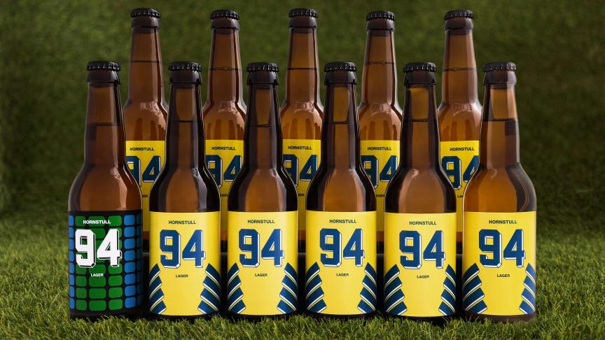 FOTBOLLSSOMMAR I HORNSTULL  – Och en helt ny öl inspirerad av sommaren 94