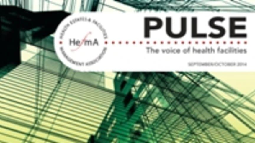 Finegreen's Lead Estates Consultant Brian Johnston featured in HEFMA Pulse - September/October edition