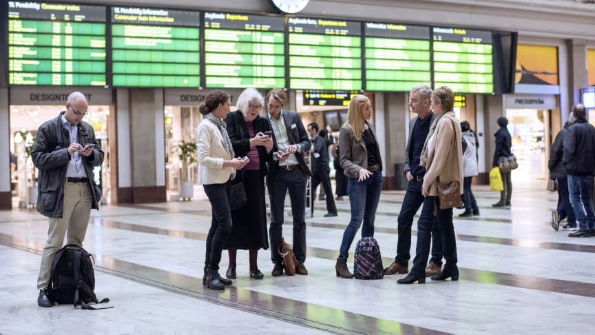 Starkast stöd för höghastighetsbanor bland Stockholmarna