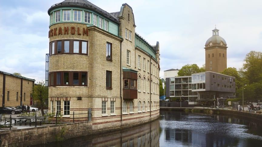 Bostäder i Borås kontor på Viskaholm