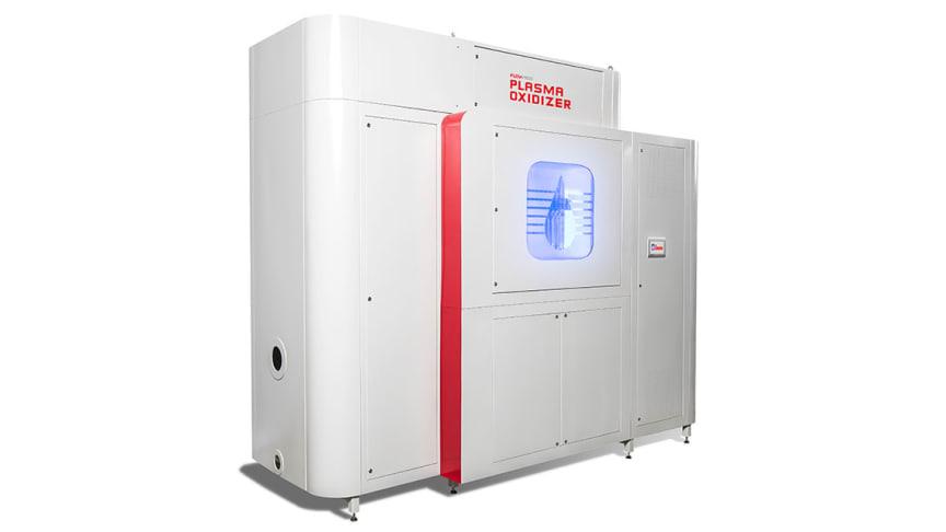 Flowrox Plasma Oxidizer in an alternative to ozone, UV and chemical treatment.