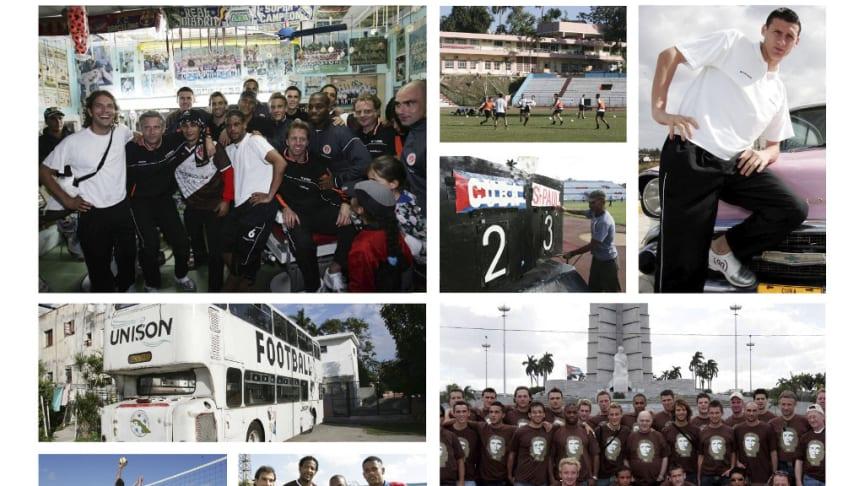 Einzigartige Eindrücke aus dem Trainingslager des FC St. Pauli 2005 auf Kuba